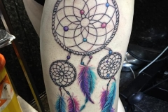 Dream Catcher. Inkhaus Tattoo.