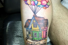 UP. Inkhaus Tattoo.