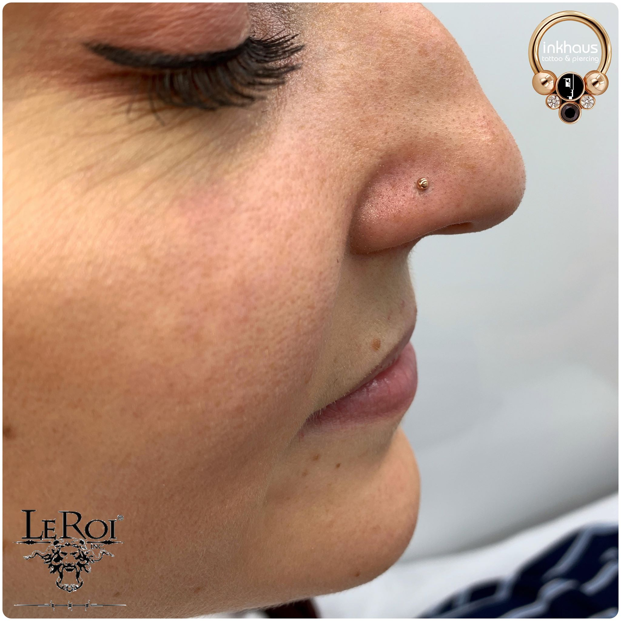 Nose Piercings Inkhaus Tattoo And Piercing
