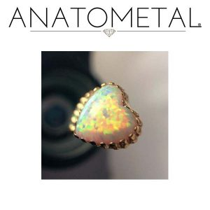 Anatometal 18K Gold