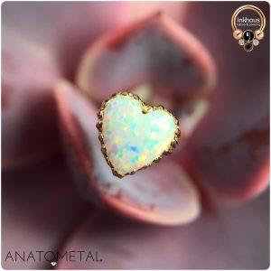 Anatometal 18K Gold
